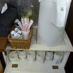 キッチン北川 - 食後にコーヒー