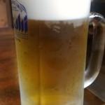 富福 - ランチビール(300円)