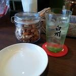 ワン タイム - しゅわしゅわ&食べ放題ナッツ