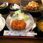 ひの亭 - 2014.07再訪 日替わりランチ(720円)