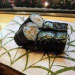 蛇の目寿司 - 納豆巻き_432円