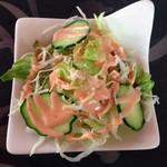 Tara - Aランチセットのサラダ