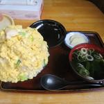 北野食堂 - 親子丼(大)