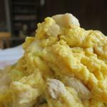 北野食堂 - 玉子と鶏肉は多め