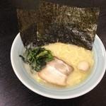 萬来亭 - 塩ラーメン