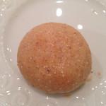 リストランテ・スカレッタ - ランチのパン