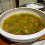味樹園 - テールスープ