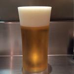 28844546 - 生ビール。