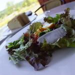 トラトッリア ルッチ - サラダ