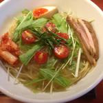 あびんこ亭 - 塩味の冷麺