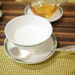 桃花林 - タピオカココナッツミルク