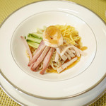 桃花林 - 五目冷麺