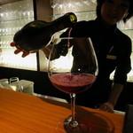 ワインバー コリエドール - さて、次のワインは…