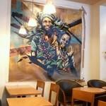 ウララカフェトウキョウ - 印象的なポスター