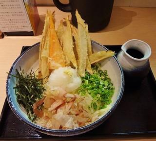 武膳 福岡パルコ店 - ごぼうおろしぶっかけ