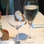 28849105 - BiancaVigna Spumante Seccoで乾杯〜♪