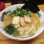 ラーメン さくら - 鶏白湯ラーメン 700円☆(第二回投稿分②)