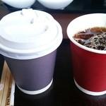 ジョイアルカレーサロン - 食後のコーヒー