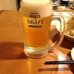 28853278 - 生ビール