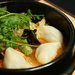 肉汁水餃子 餃包 - トムヤム五目餃包(ランチ限定)