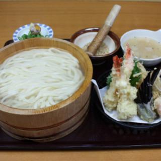 天ぷらへもこだわる