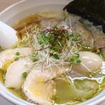 美志満 - 塩ワンタン麺