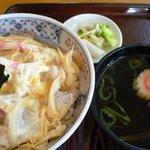 豊年屋 - 料理写真:親子丼