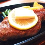 サウザンステーキ - 牛もも肉ステーキ