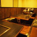 てまり - 座敷1