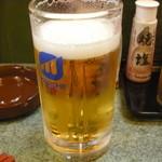 八剣伝 - 生ビール