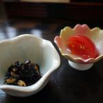 京風 しなの料理 きよみず - 小鉢~☆