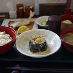 京風 しなの料理 きよみず - 信州しあわせ繕(鮎の塩焼き)~☆