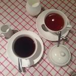 銀座フランス屋 - 珈琲と紅茶