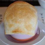 ぎゅう丸茶寮 - パイ包みスープ