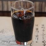 ぎゅう丸茶寮 - アイスコーヒー