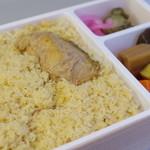 東海軒 - 料理写真:特製鯛めし