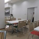 立川地方合同庁舎 食堂 -