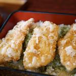 鳥料理 杉本 - 立田丼