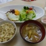 250Nikomaru Honey Cafe Boom Boom - 日替わりプレート