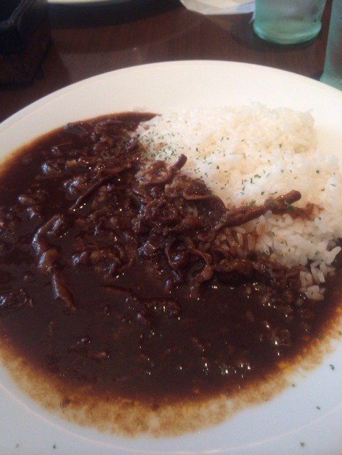 アースカフェ 五反田店 - ハヤシライス