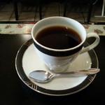 カフェ ココア - ブレンドコーヒーです。