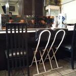 カフェ ココア - 店内です。