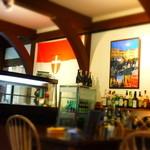 シュトラウス・カフェ - 店内