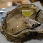 磯一 - 大粒牡蠣はツルッと一口(*´Д`)