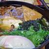 うどんの庄 住吉 - 料理写真:肉鍋うどん
