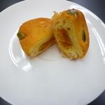 弘内菓子舗 - 料理写真:かぼちゃの里 オープン