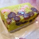 ロビン - 「花けしき」というお菓子