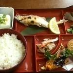 みやそい - 鮎定食