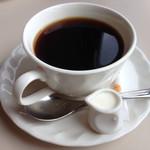 喫茶室ルノアール - ビターブレンド(税抜き486円)