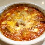 セントベーネ - トリッパと仔牛タンのオーブン焼き